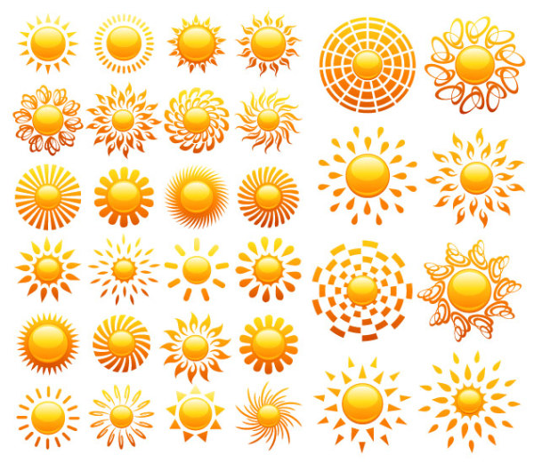 Crystal Icon Vector Graphic Of Various Solar Graphic Hive