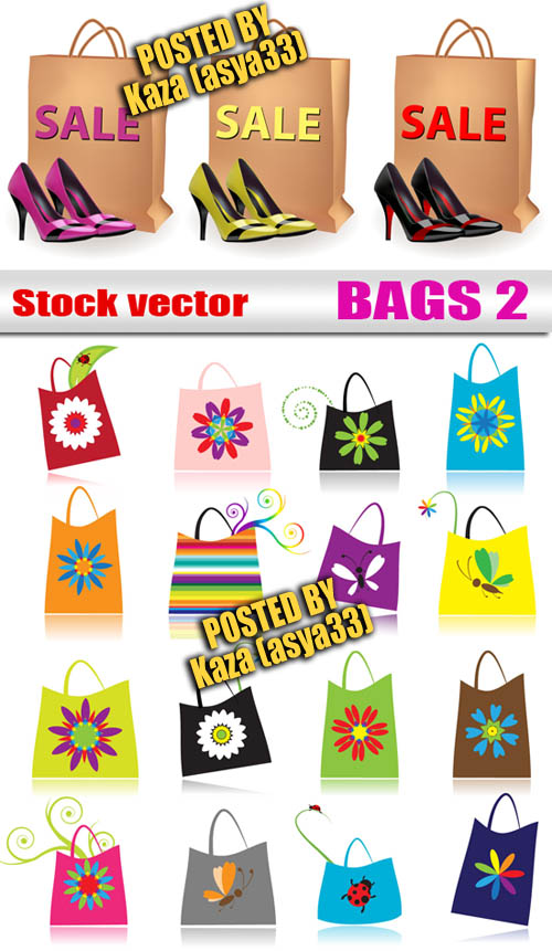 Shopping Vector material