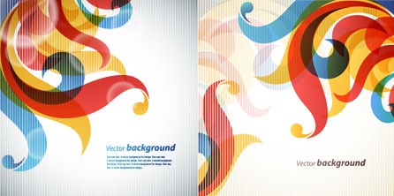 Fashion Vector Background